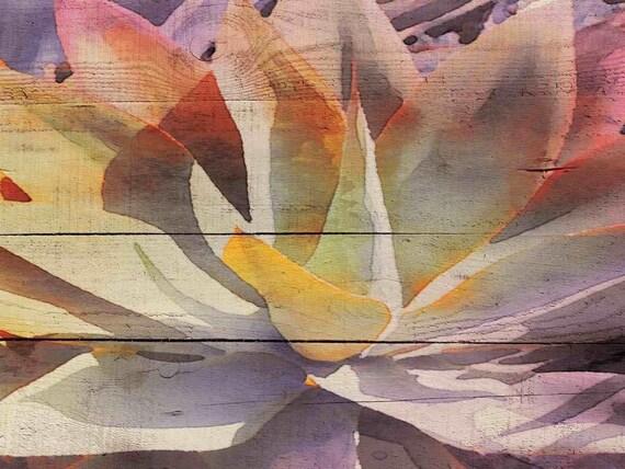 "Soft. Canvas Print by Irena Orlov 24x36"""