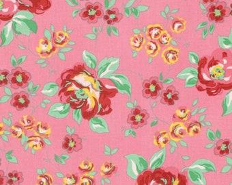 Verna Mosquera Love & Friendship PWVM173 Friendship Garden Blush Fabric By Yd