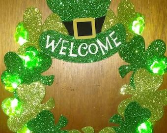 Light Up St Paddy's Day Decoration