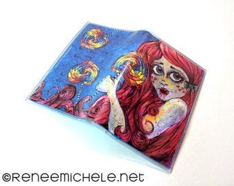 Sugar Baby Lollipop 2-fold Wallet