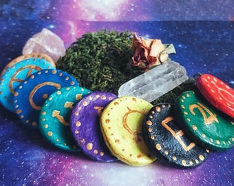 Planetary Chips II Collection ~ Stellar ~ II Altar Decoration
