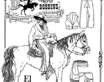 Buckaroo Bobbins Pattern