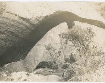 vintage photo 1916 Crevice Spencer's Glacier Alaska Northern Near Seward