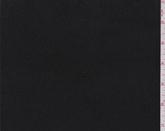 Black Stretch Corduroy, Fabric By The Yard