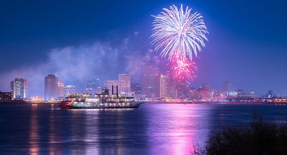 New Orleans New Years Eve