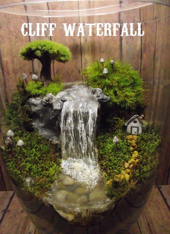 Fairy Garden Terrarium.