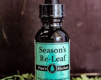 Season's Re-Leaf tincture