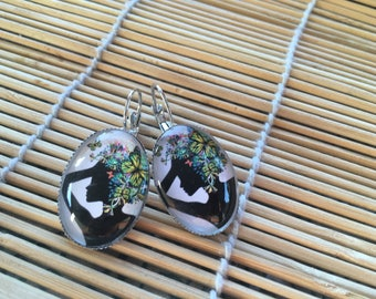 Earrings ' ear Marie-Antoinette