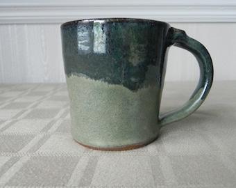 Wheel Thrown Mug, Coffee/Tea Mug, Ceramics, Pottery, Mug