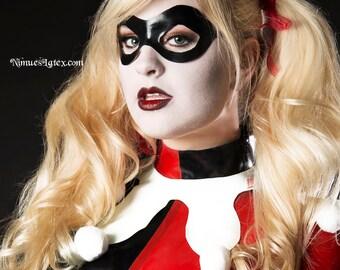 Harley Quinn Clown Collar