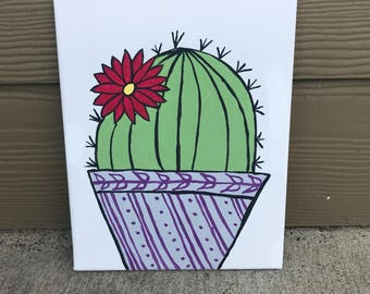 Pretty Little Cactus