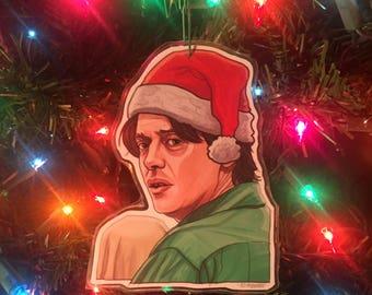 DONNIE The Big Lebowski CHRISTMAS ORNAMENT!