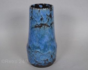West German pottery vase by Scheurich 529-25