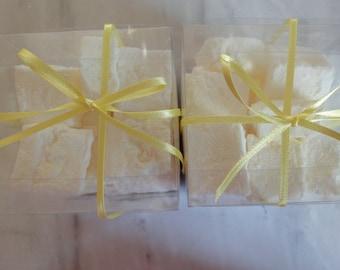 Gourmet Lemon Meringue Marshmallows