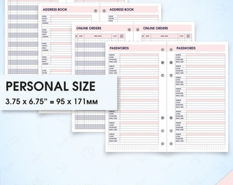 personal planner online
