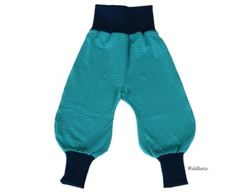 Bloomers * stripes blue - request size