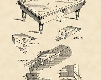 Billiard Table ...