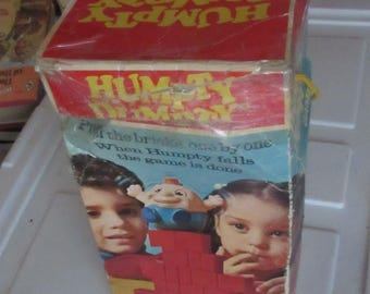 humpty dumpty vintage game