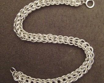 Sterling Silver Persian Bracelet