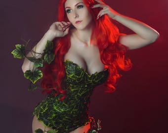 Poison Ivy - cosplay print