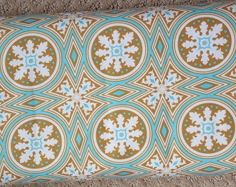 Sale!! Tolson Turquoise Fabric by Joel Dewberry Modernist Collection Fabric by the Yard
