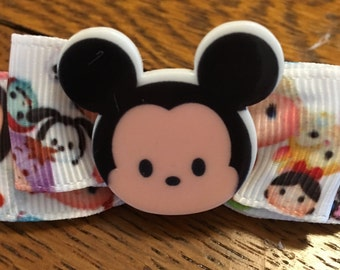 Mickey Tsum Tsum Magic Band Bow