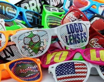 Personalized Sunglasses - GREAT for ALL EVENTS