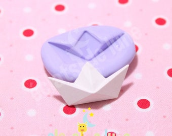 Mold silicone Origami boat 30/15 mm