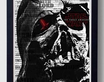 Star Wars: Force Awakens Poster