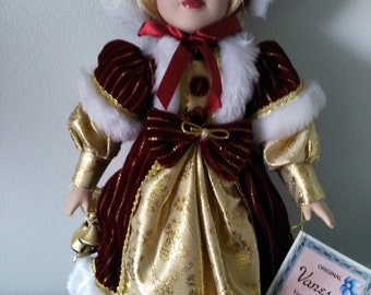 The Vanessa Doll Collection, Home Decor, Collectibles.