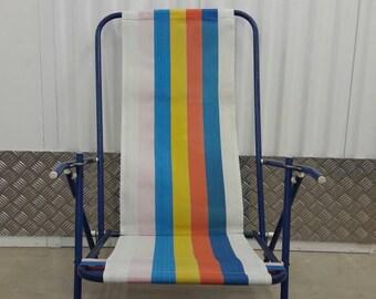 Vintage Beach Chairs Retro Chair