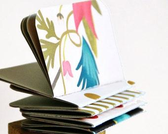 SALE {5} Pastel Mini Books | Mini Blank Books | Mini Notebooks | Teacher Gifts | Gift under 10 | Mothers Day | Best Friend Gift