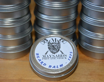 Beard Balm - 1975 (Patchouli scented beard balm) top selling items, hair growth products, self care, essential oil blend, most popular item