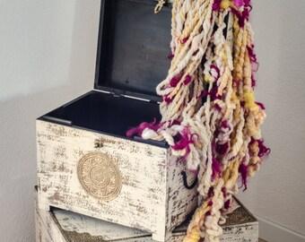 Art yarn - wool