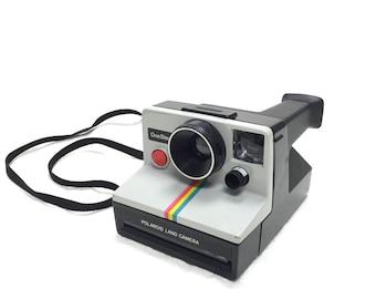 Vintage 1970s Polaroid OneStep SX-70 Camera