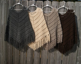 Fireside Tradtitions Ponchos