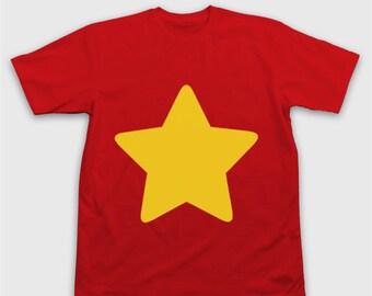 Steven Universe Shirt STAR Steven Universe T-Shirt - Steven Universe T Shirt - Steven Universe Star Inksterinc Steven Universe