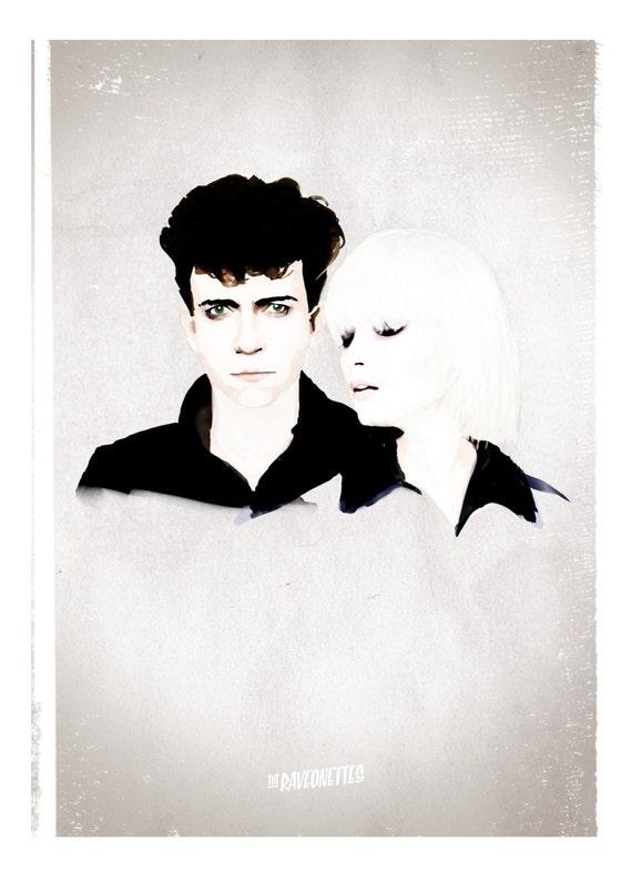 The Raveonettes - Sune Rose Wagner & Sharin Foo
