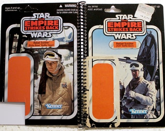Rebel Soldier Recycled Original Vintage & Vintage Style Star Wars Notebook