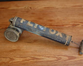 vintage retro Flytox insecticide