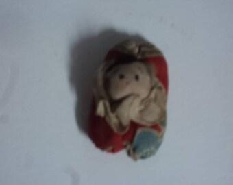 Vintage Mini Papoose Doll