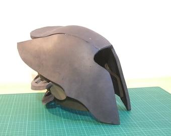 PDF Foam Template for Destiny 2 Warlock Helmet