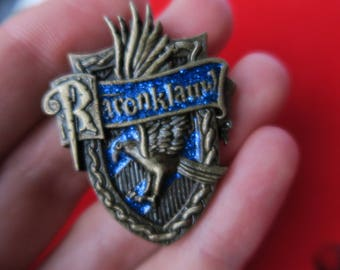 Ravenclaw Inspired- Badge- Brooch