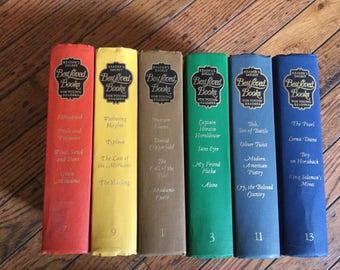Vintage 1960's Reader's Digest Best Loved Books fir Young Readers Book Set