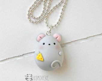 Mickey, Baby mouse, necklace