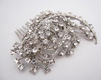 Wedding comb bridal hair comb wedding headpiece wedding accessories wedding hair jewelry wedding hair piece wedding accessores bridal comb