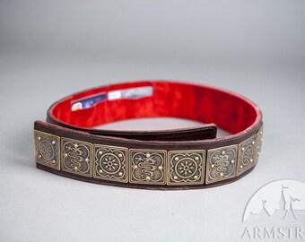Dragon Belt with Secret Pockets; festival belt