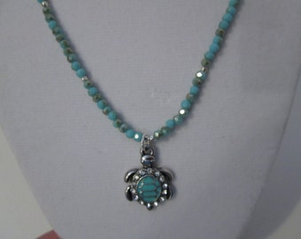Turquoise Turtle #2
