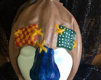 Child-Sized Scarecrow Mask