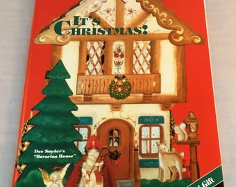 Nutshell News Vintage Magazine - Christmas Issue December 1992- Like New Condition